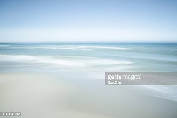 the beach at orre in klepp municipality, norway - seascape stock pictures, royalty-free photos & images