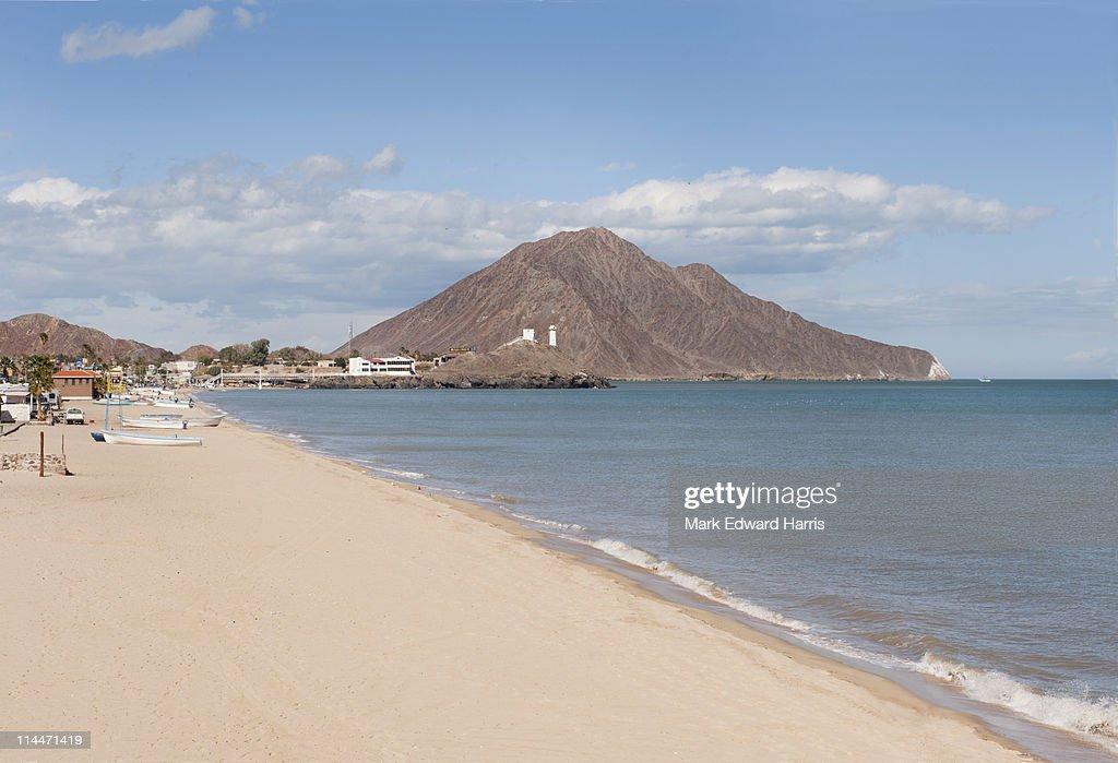 San Felipe is One of Baja's Best Kept Secrets With Miles ... |San Felipe Beach