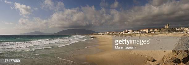 The beach near Isla las Palomas (Tarifa Island)