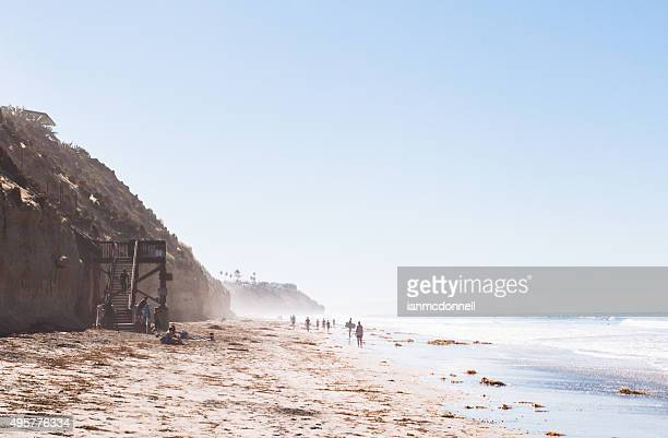 the beach - carlsbad california stock pictures, royalty-free photos & images