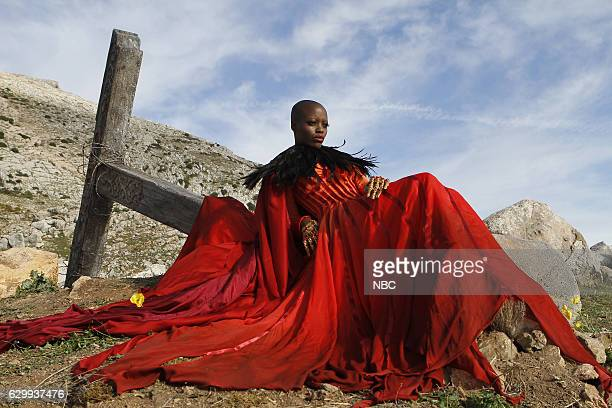 CITY The Beast Forever Episode 101 Pictured Florence Kasumba as Wicked Witch of the East