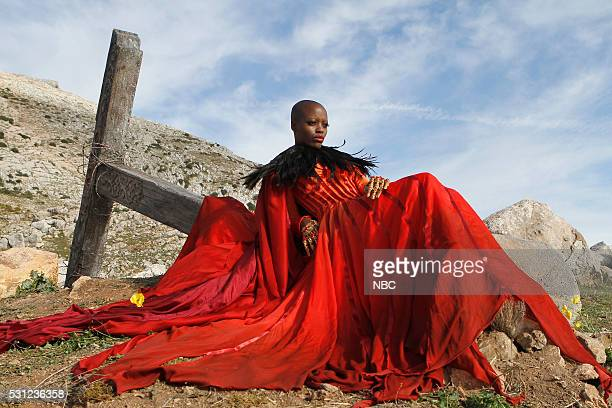 CITY 'The Beast Forever' Episode 101 Pictured Florence Kasumba as Wicked Witch/East