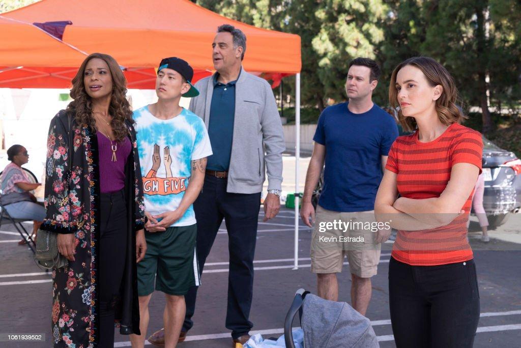 """ABC's """"Single Parents"""" - Season One : Nachrichtenfoto"""