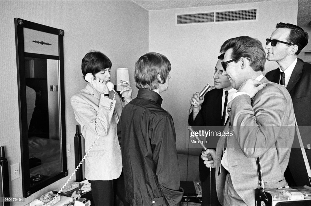 The Beatles 1964 Summer Tour Of United States And Canada Paul