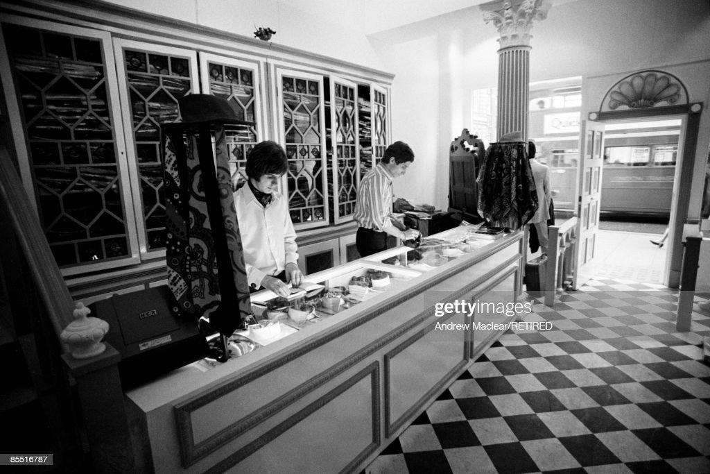 Beatles Boutique : News Photo