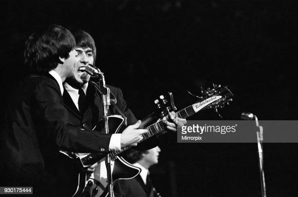 The Beatles August 19th 1964 more than six months after taking the East Coast by storm the Fab Four traveled to California to take the stage at the...