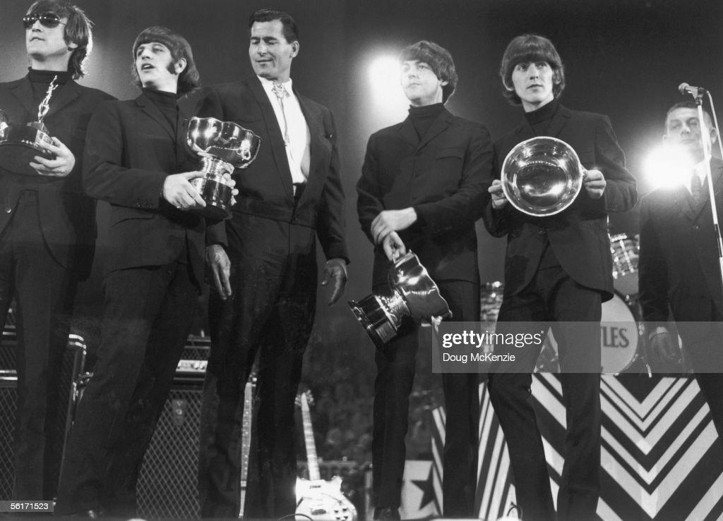 The Beatles : News Photo
