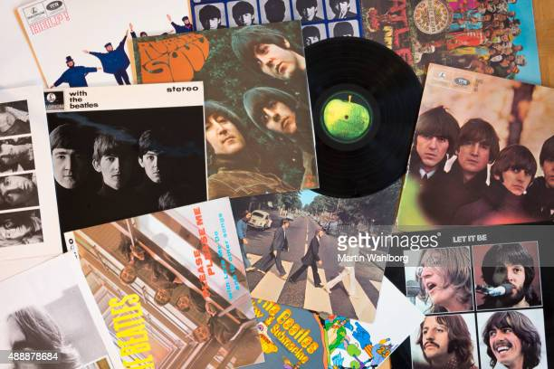 The Beatles Original Vinyl