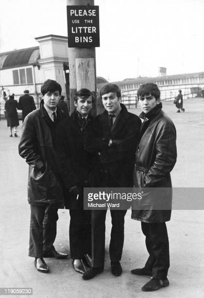 The Beatles Paul McCartney Ringo Starr John Lennon and George Harrison