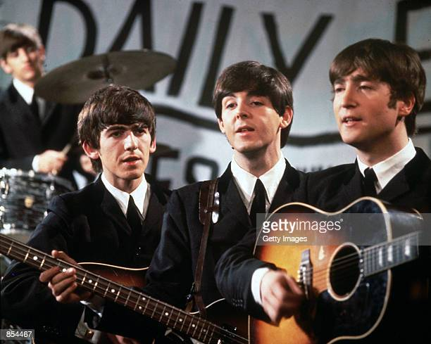 Image result for the beatles getty images