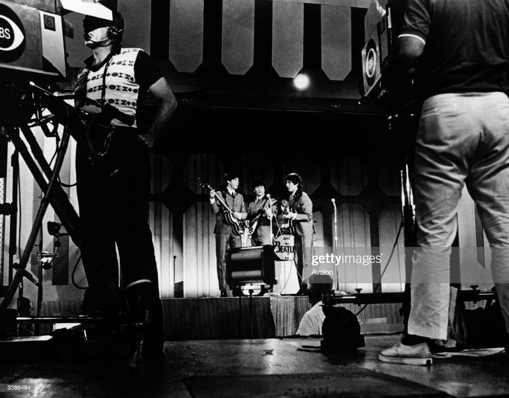 Beatles Sullivan Show : News Photo