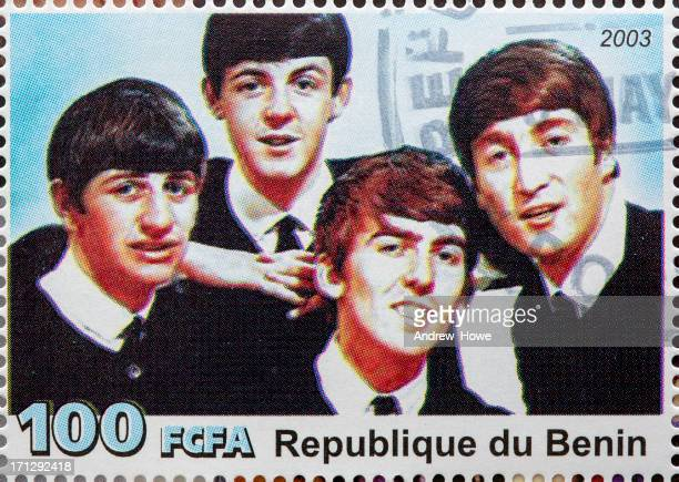 the beatles - beatles stock photos and pictures
