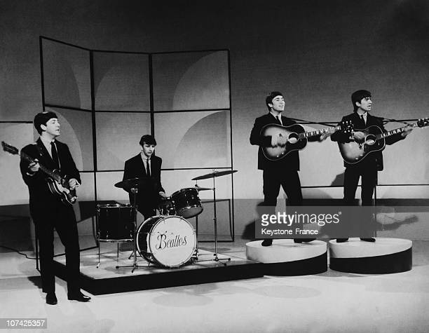 The Beatles Starting To Sing During Sixties