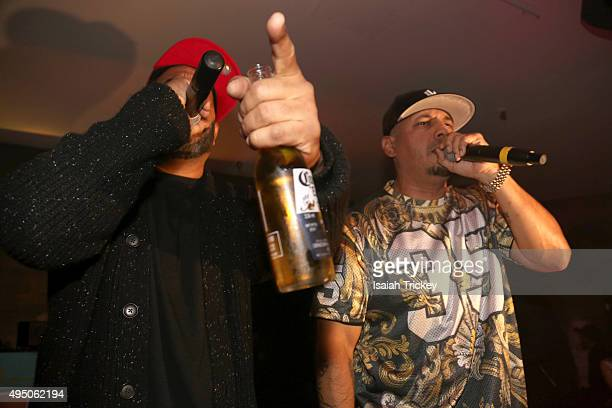 The Beatnuts Perform At The Den on October 30 2015 in Toronto Canada