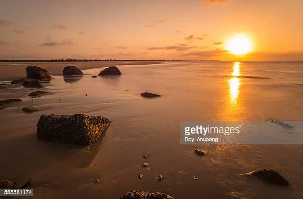 The beautiful seascape of Gove peninsula in Northern territory of Australia.