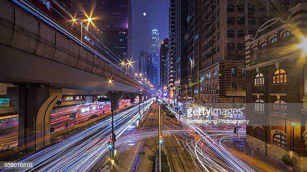 The beauty of Hong Kong