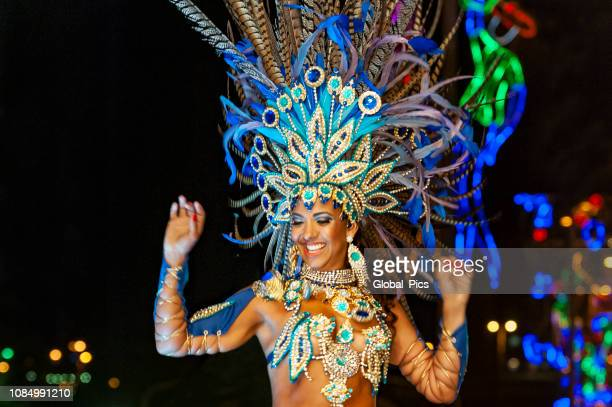 The beauty of the Brazilian carnaval