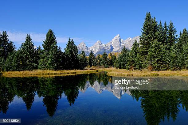 The Beauty of the Grand Teton National Park, Wyoming
