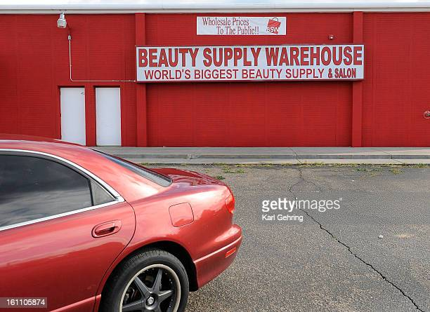 The beauty supply warehouse store at 6th and Potomac in Aurora is where authorities say Najibullah Zazi purchased chemicals he intended to mix to...