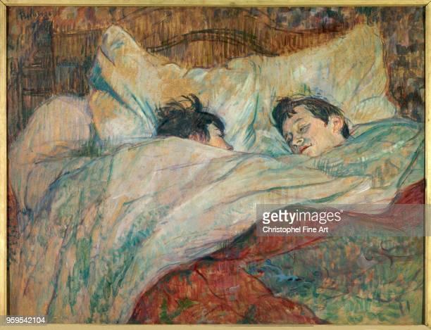 the bed 1892 Toulouse Lautrec Henri De Orsay Museum France