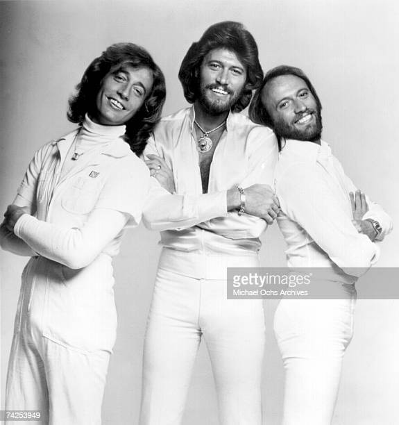 The Bee Gees circa 1970