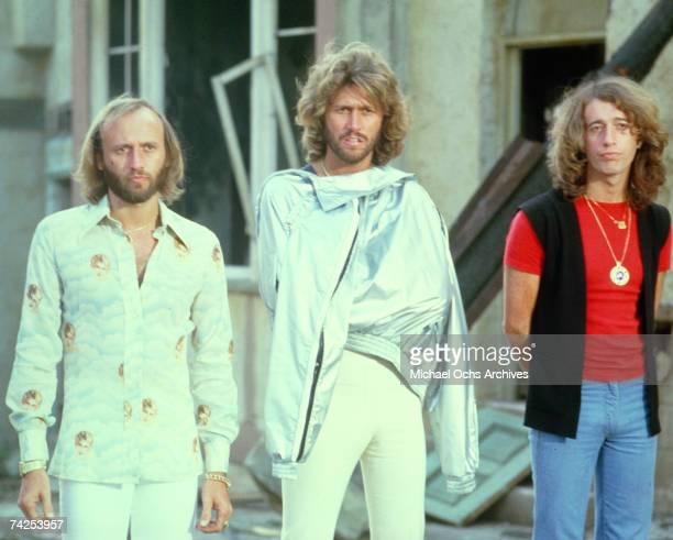 The Bee Gees circa 1970