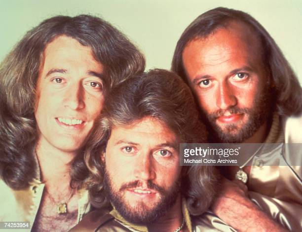 The Bee Gees circa 1977