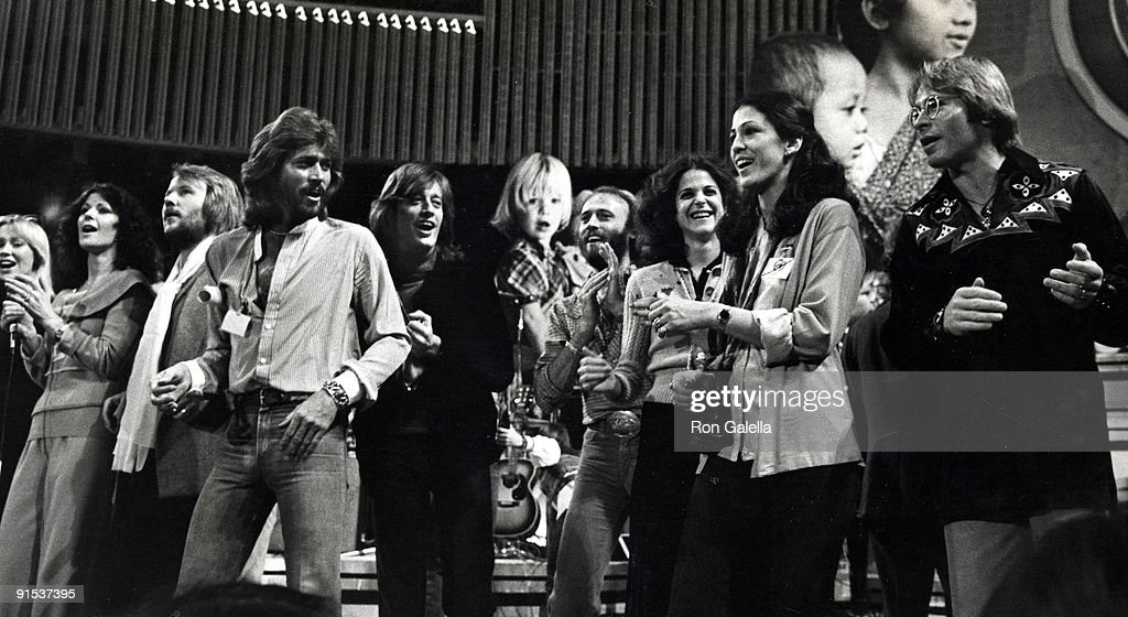 ABBA, the Bee Gees, Gilda Radner, Rita Coolidge, and John Denver
