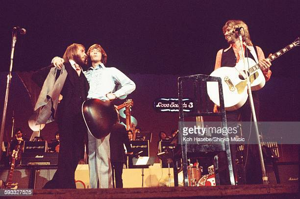 The Bee Gees live at Shibuya Public Hall Tokyo March 23 1972