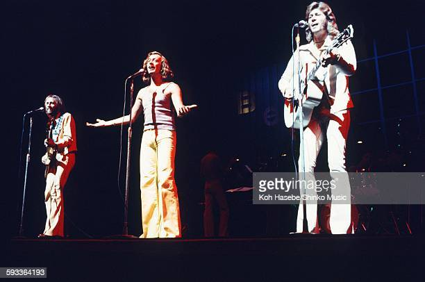 The Bee Gees live at Shinjuku Kosei Nenkin Hall