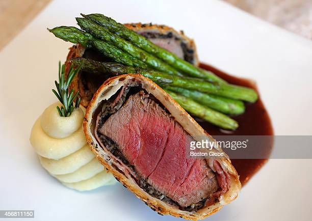 The Beef Wellington is photographed at Kennedy's Public House on September 22 2014