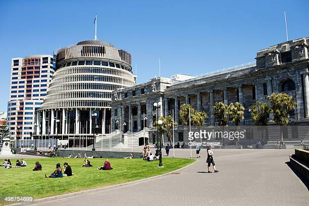 The Beehive Parliament