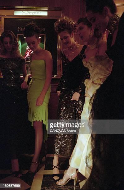 The Beginners Ball Of 1997 At The Crillon Paris 3 decémbre 1997 A l'Hôtel de CRILLON à l'occasion du BAL DES DEBUTANTES 1997 aussi appelé Le BAL DES...