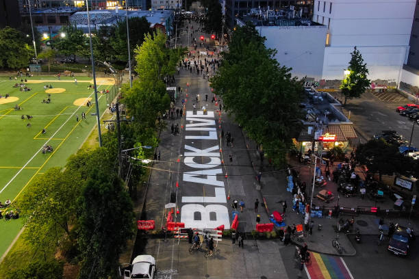 WA: Anti-Racism Protests Continue In Seattle