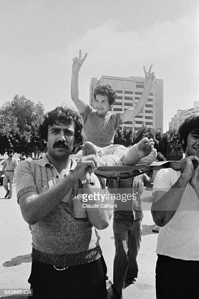 The Beirut refugee camp of Tel alZaatar inhabited by some 20000 Palestinian refugees from the 1948 ArabIsraeli War was laid under siege in the summer...