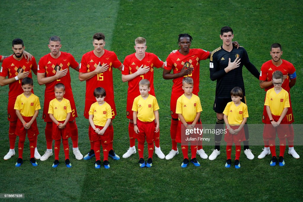 Belgium v Panama: Group G - 2018 FIFA World Cup Russia : News Photo