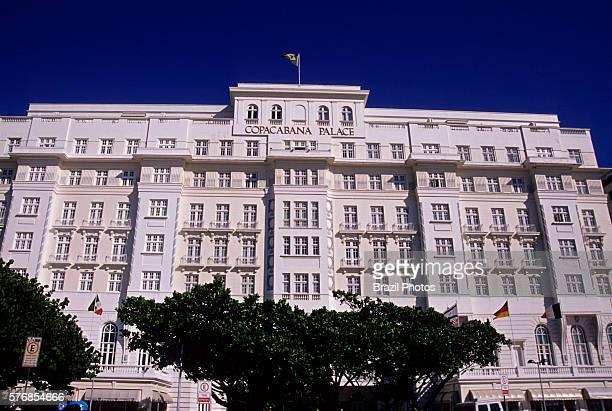 The Belmond Copacabana Palace is a luxury hotel located on Copacabana Beach in Rio de Janeiro, Brazil - the famous hotel is widely considered as...