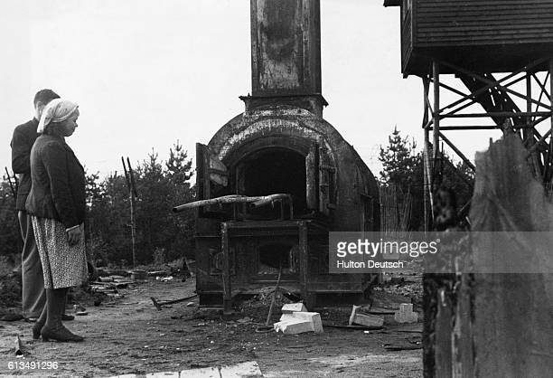 The Belsen Camp 1 crematorium was built to deal with 3 bodies at a time It worked day and night between February to April 1945 As the Allies advanced...