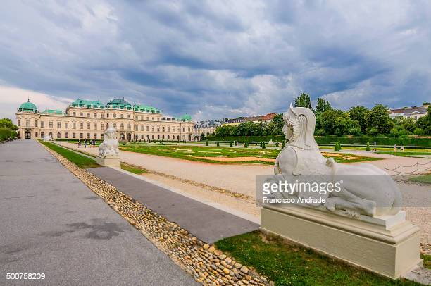 The Belvedere Palace was built by Prince Eugene of Savoy in the 3rd district of Vienna, south-east of the city center baroque palace. The complex is...