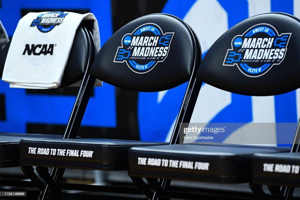 NCAA BASKETBALL: MAR 27 Div I Men's Championship - Sweet Sixteen - Florida State Practice : News Photo