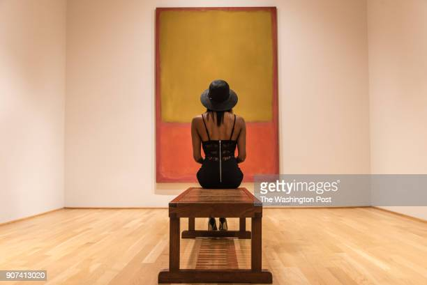 The bench in the Rothko Room at the Phillips Collection Arts section story on the best benches on which to sit and enjoy local museums Model Dana...