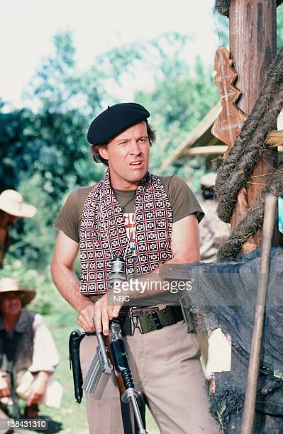 TEAM The Bend in the River Part 1 2 Episode 2 3 Pictured Dwight Schultz as 'Howling Mad' Murdock