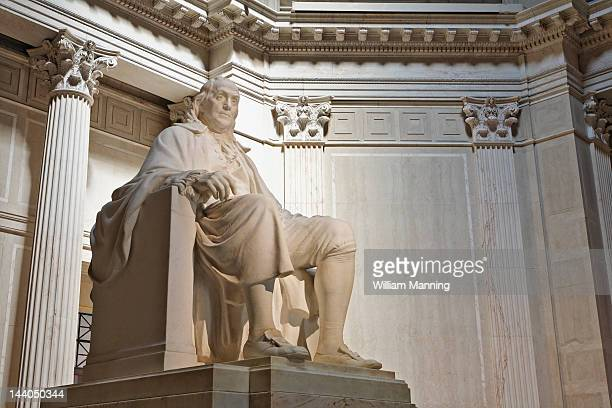 The Benjamin Franklin National Memorial