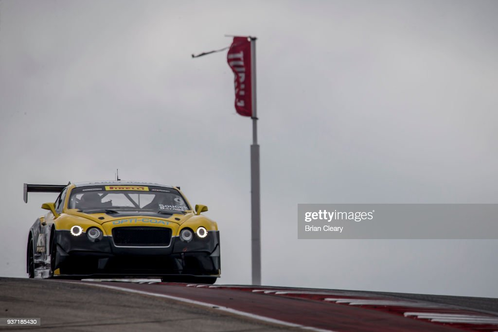 Pirelli World Challenge Grand Prix of Texas