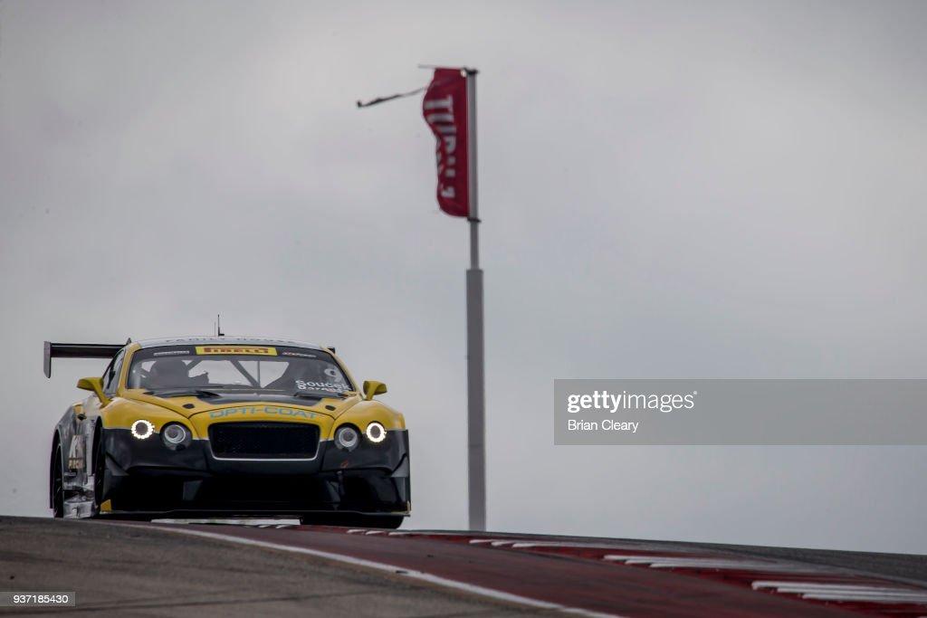 Pirelli World Challenge Grand Prix of Texas