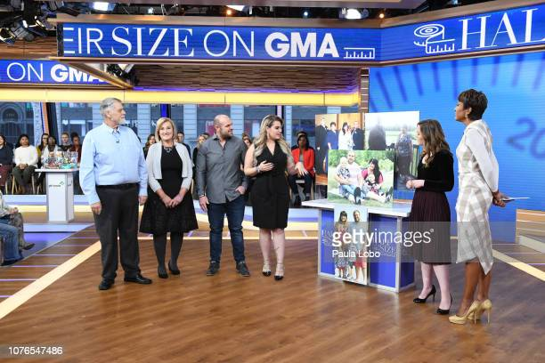 AMERICA The BentleyHoffman family are ringing in 2019 a combined 450 pounds lighter after committing to changes in their diet and exercise The family...