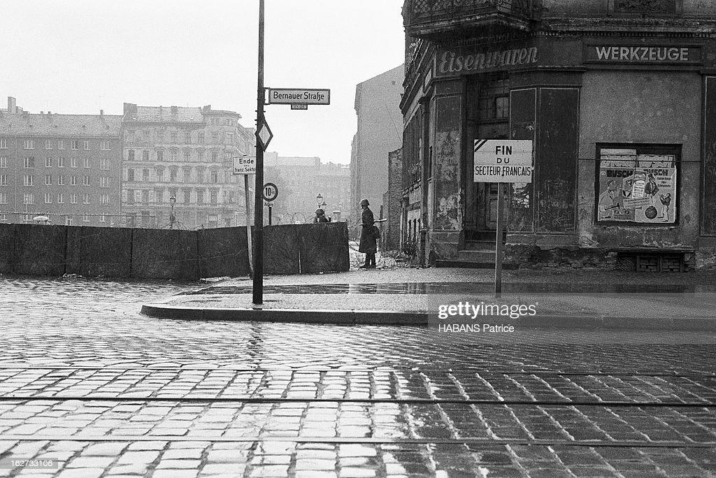 The Berlin Wall : Foto jornalística