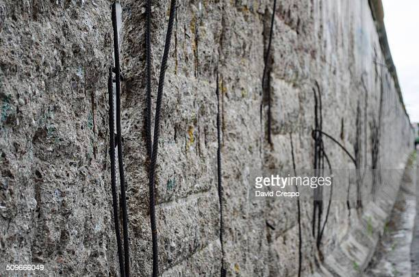 the berlin wall - reunification stock pictures, royalty-free photos & images