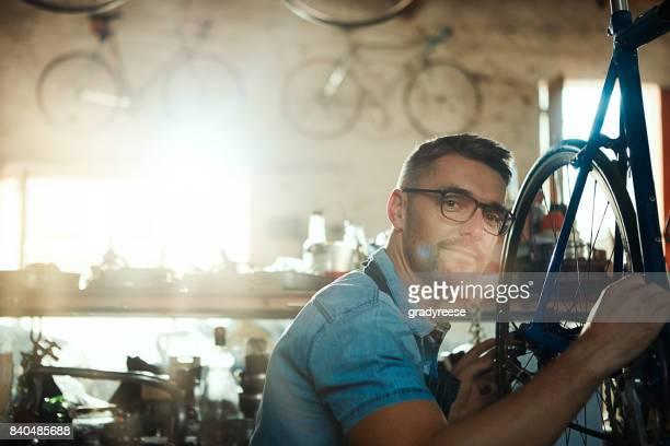 The best bicycle repair service around