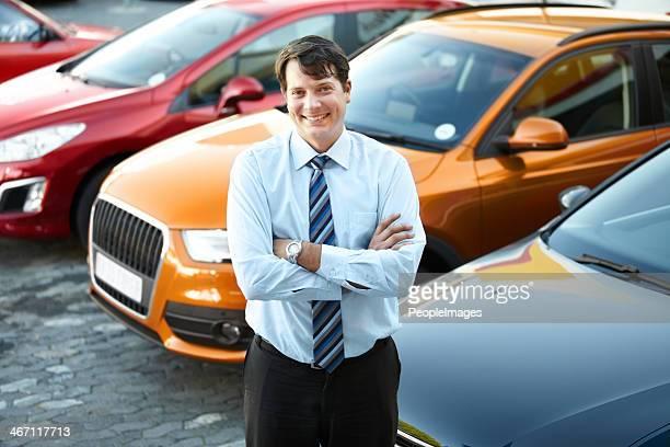 Die besten Autohändler in der Stadt